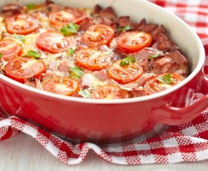 Gratin de tomates